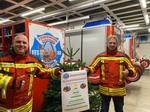 Ankündigung der Feuerwehr Scharbeutz zum Weihnachtsbaumverkauf