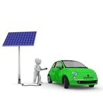 Solarenergie ins Auto tanken