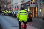 Polizei Fahrrad