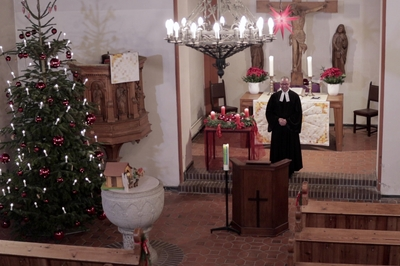 Pastor Prahl