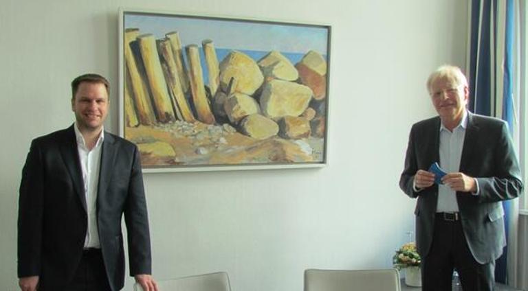 Christopher Vogt, Reinhard Sager