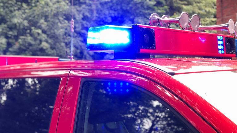 Blaulicht Feuerwehr