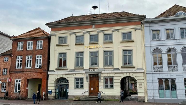 Eutiner Rathaus
