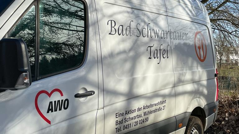 Auto der Tafel Bad Schwartau