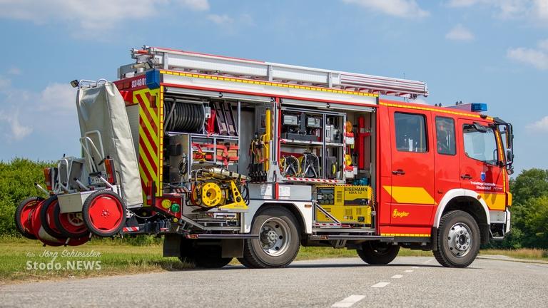 HLF 20/16 der FF Stockelsdorf