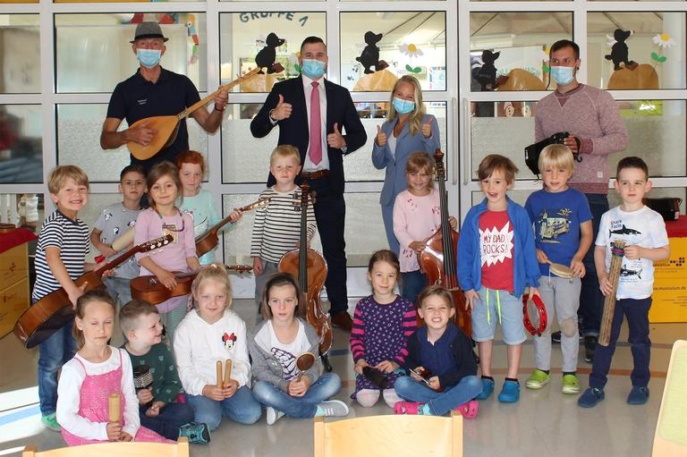 musiculum MOBIL in Bad Schwartau