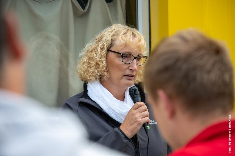 Bettina Mladenic / Vertrieb Geschäftskunden / Vereinigte Stadtwerke Media GmbH