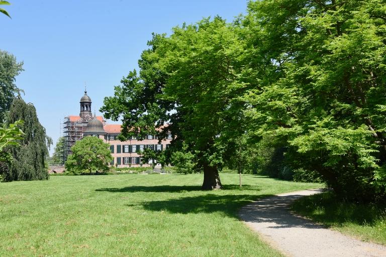Eutin Schlosspark mit Schloss